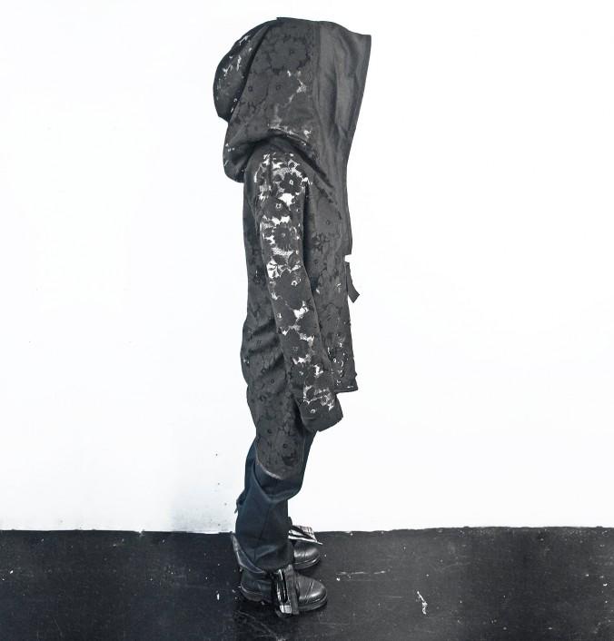 Drifter's jacket x-large hood