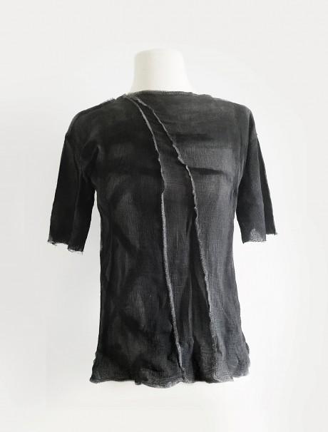 Ash 13 Black Grey T-shirt