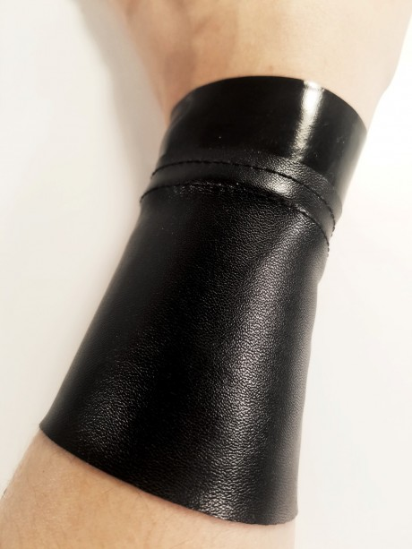 Black-Black Bracelet