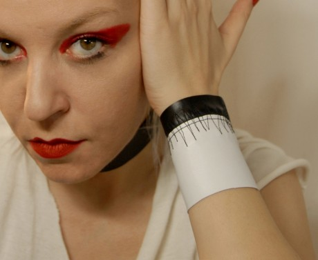 White-Black Bracelet