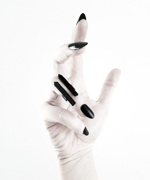rannka-double-bar-black-steel-unisex-3d-rings