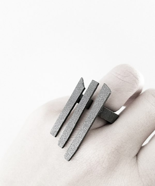 rannka-gate-ring-in-brushed-nickel-steel-unisex