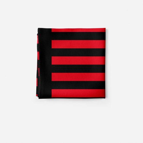 unisex-stripe-bandana-scarf-rannka-black-red-bandana