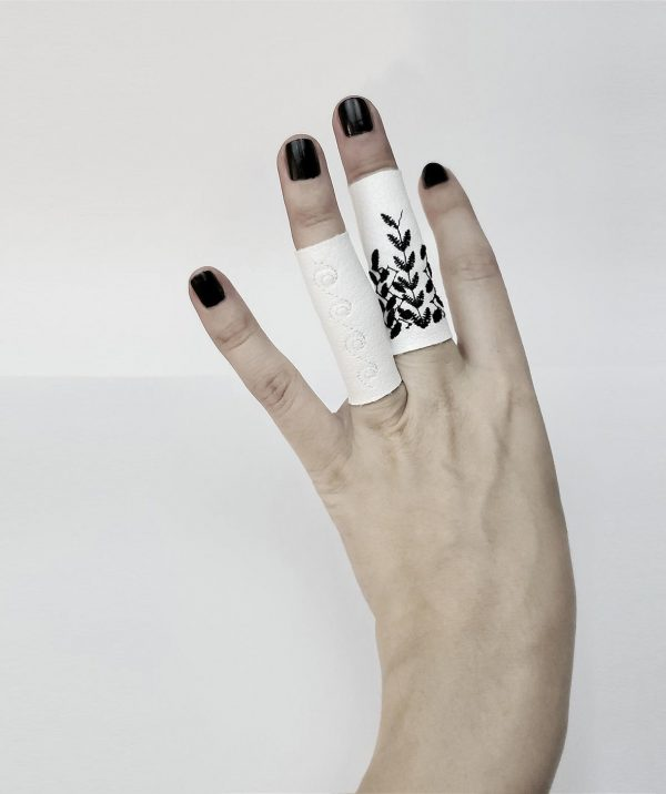 white-long-rannka-rings-with-embroidered-black-flowers-and-leaves