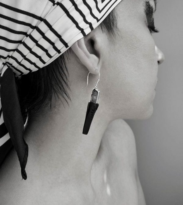 15–rannka-FABRIKA-earrings-loong-black-sterling-silver-and-silver-quarc-artisan-earring-jewelry-c