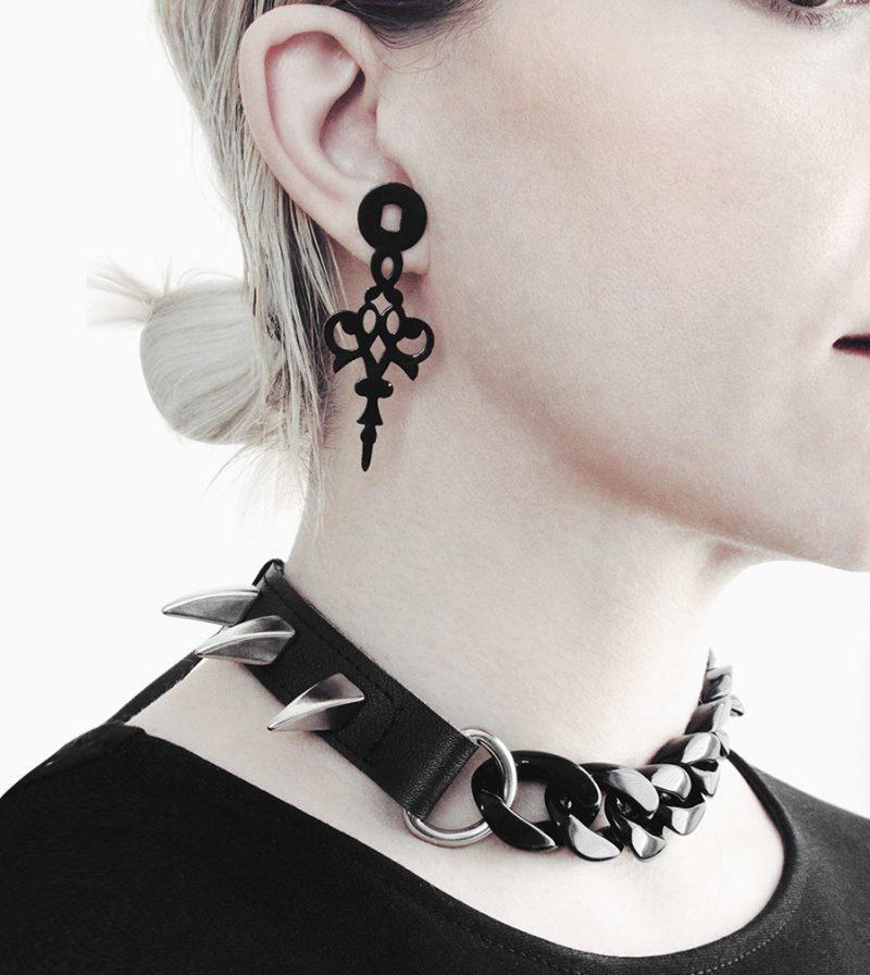 rannka-armor-rannka-unisex-choker-punk-rock-vegan-leather-black-pearls-spikes