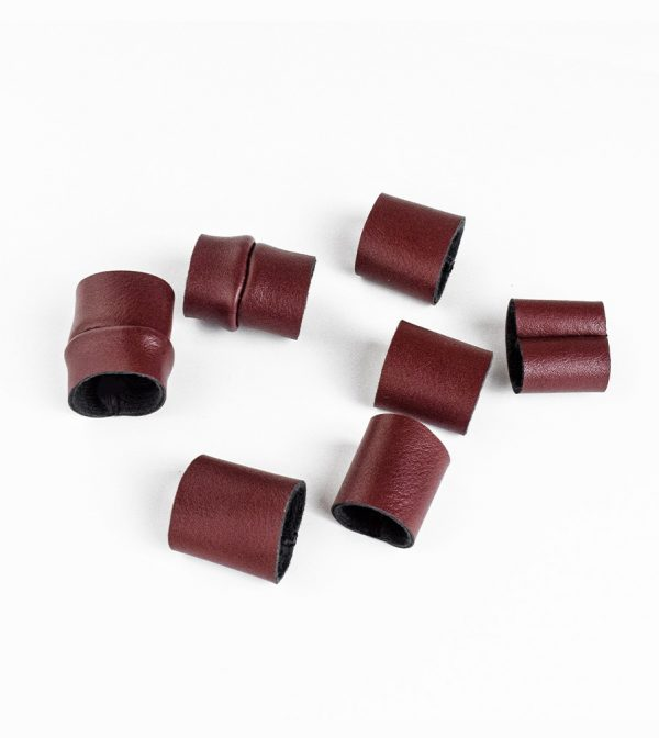 rannka-rosewood-dark-red-leather-rings