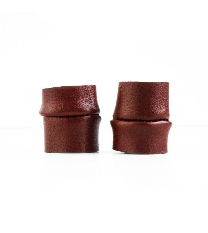 rannka-rosewood-twin-leather-rings