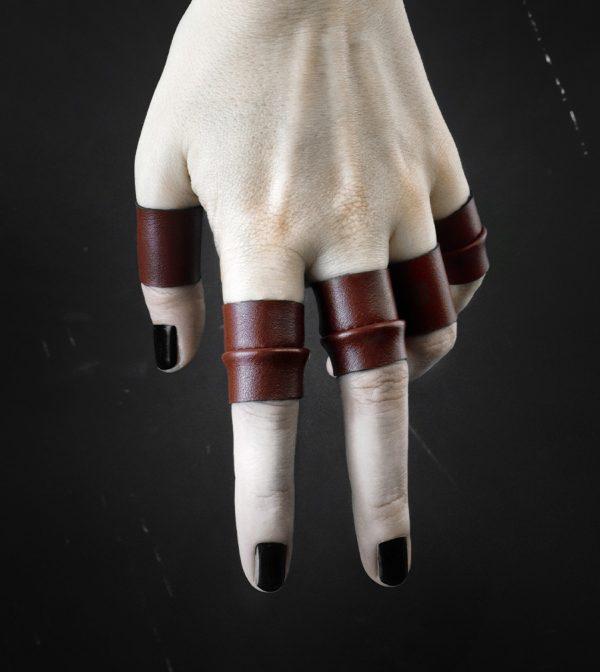 rannka-rosewood-unisex-leather-rings