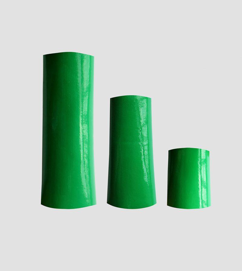 Rannka-Rock-Star-Rannka-Muse-Bexlecter-in-Envy-Green-Color-Pvc-Rings-in-3-lenghts
