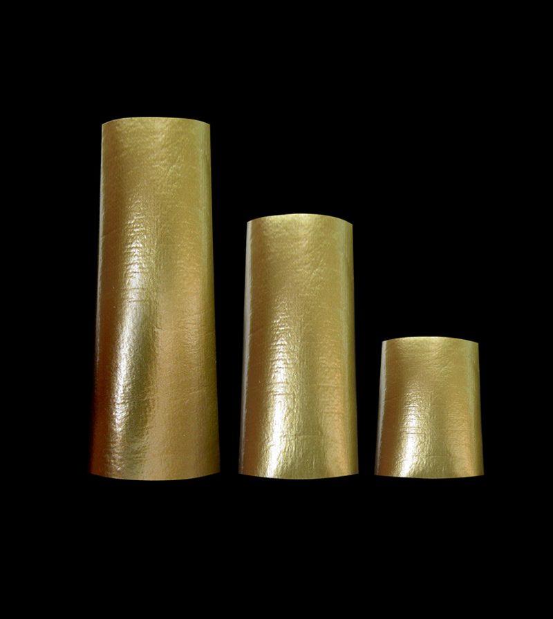 Rannka-Rock-Star-Rannka-Muse-Lindsay-in-Gold-Pvc-Rings-in-3-lenghts